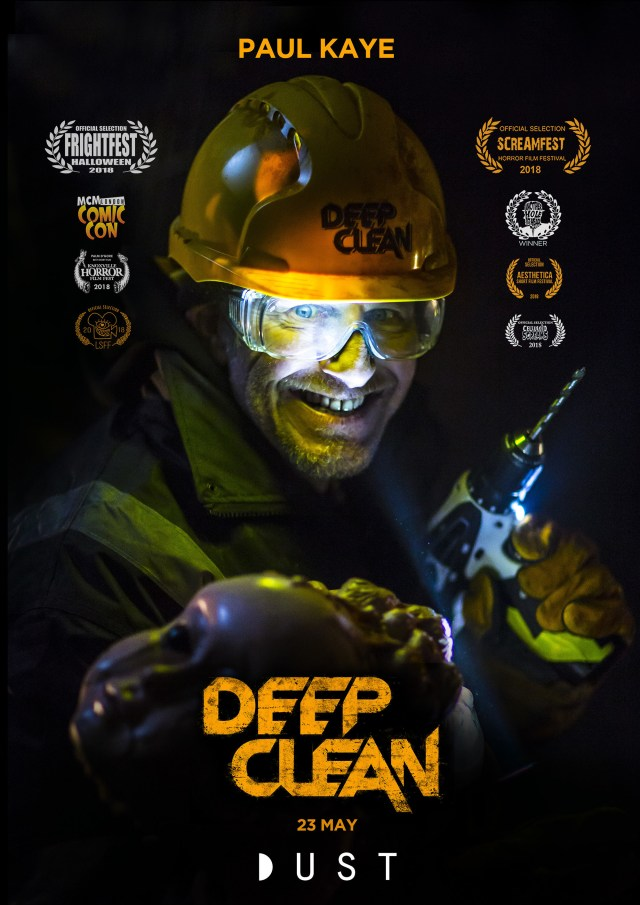 [News] Award-Winning DEEP CLEAN to Premiere on DUST May 23rd