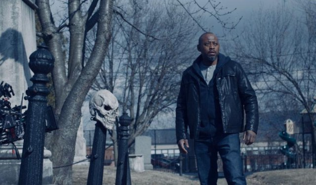 [News] TRICK First Look Reveals Omar Epps Hunting the Killer