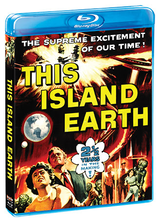 [News] THIS ISLAND EARTH Arrives on Blu-Ray July 9th!