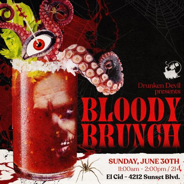 [News] Embrace the Horror in Drunken Devil's BLOODY BRUNCH