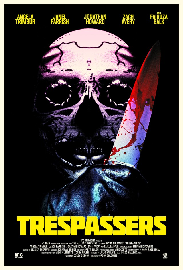 [News] TRESPASSERS Opening in Theaters and VOD July 12th