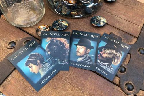Immersive Pop-Up: CARNIVAL ROW