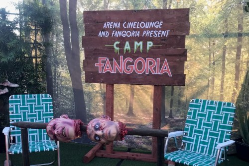 Event Recap: CAMP FANGORIA