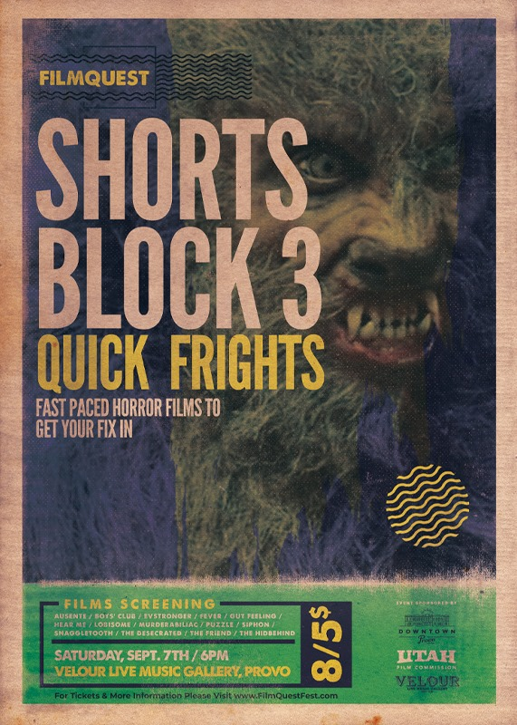 FilmQuest Fest Review: QUICK FRIGHTS Short Film Block