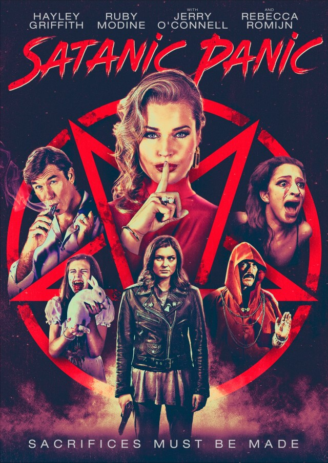 [News] SATANIC PANIC Will Arrive on Blu-ray on October 22!