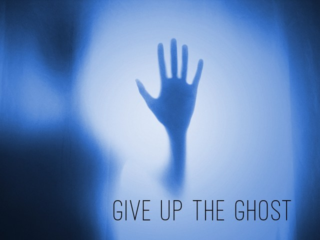 [News] Spectacular Disaster Factory's GIVE UP THE GHOST Starting This Friday!