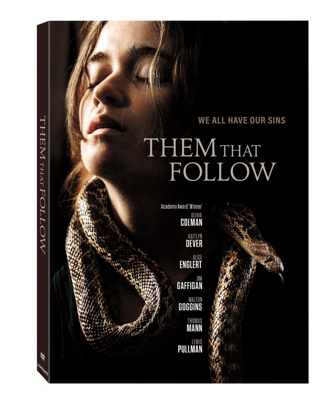 [News] THEM THAT FOLLOW Arrives on DVD on October 29th