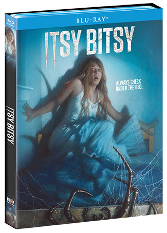 [News] ITSY BITSY Will Climb Up the Spout on Blu-ray October 1st