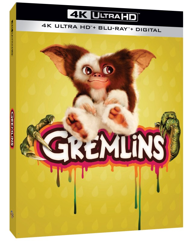 Blu-ray/DVD Review: GREMLINS (1984)