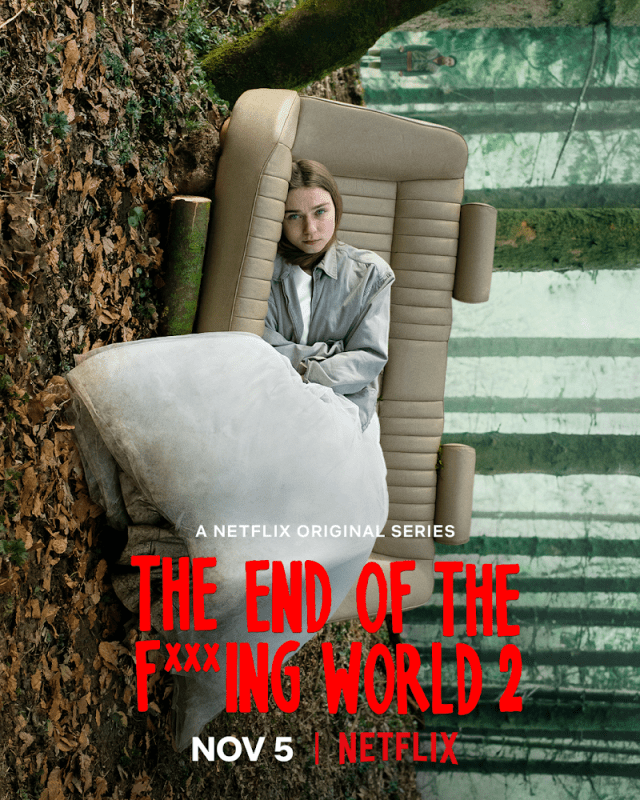 [News] THE END OF THE F***ING WORLD Returns for Season 2