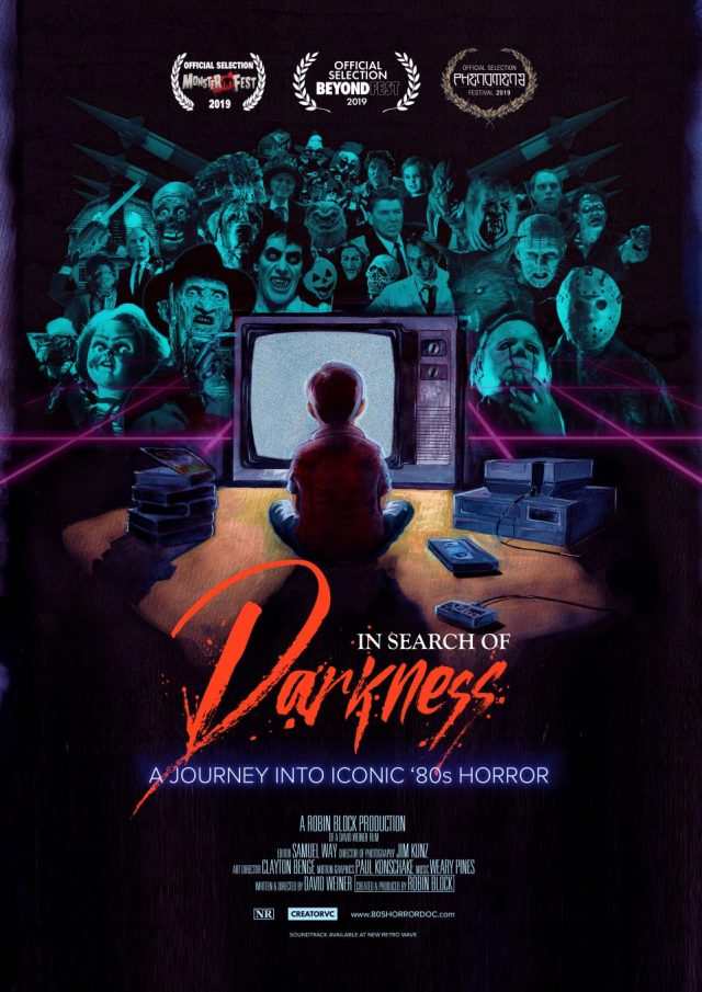 [News] IN SEARCH OF DARKNESS Documentary Blu-Ray & DVD Available to Pre-Order