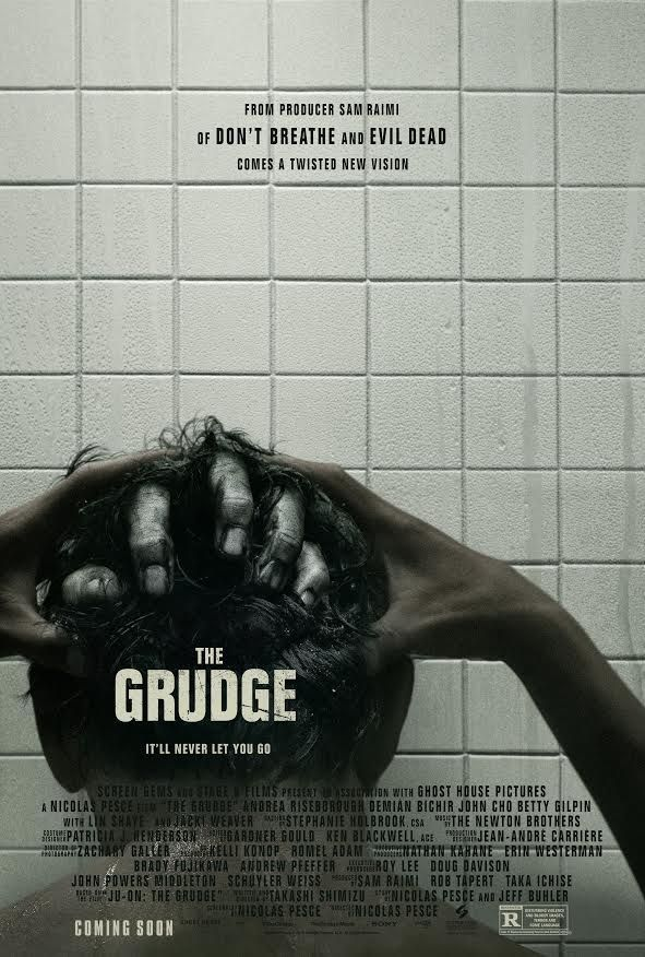 [News] THE GRUDGE Trailer is Here and It'll Never Let Go!