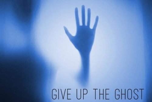 Immersive Experience: GIVE UP THE GHOST