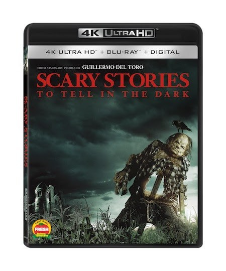[News] SCARY STORIES TO TELL IN THE DARK Now Available on Digital