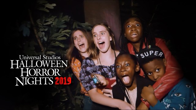 """[News] The Cast of Jordan Peele's Us Confront """"The Tethered"""" at Universal Studios' Halloween Horror Nights"""
