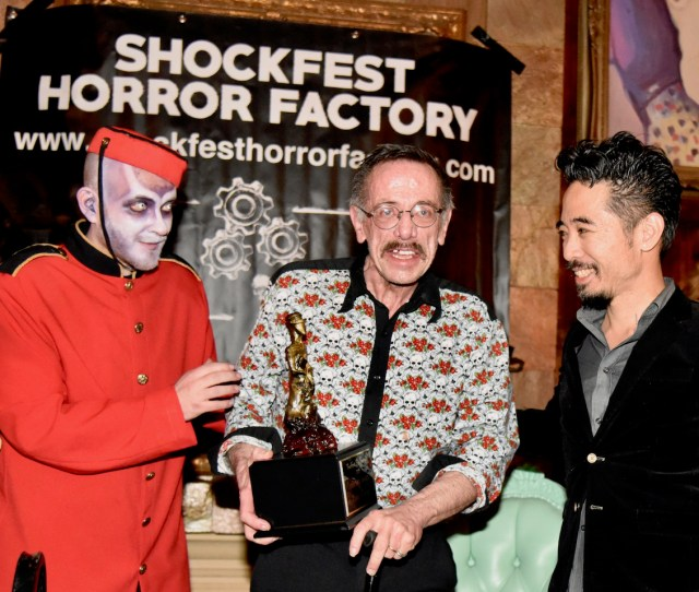 [News] Awards Announced: Clive Barker the Big Winner at Shockfest Las Vegas