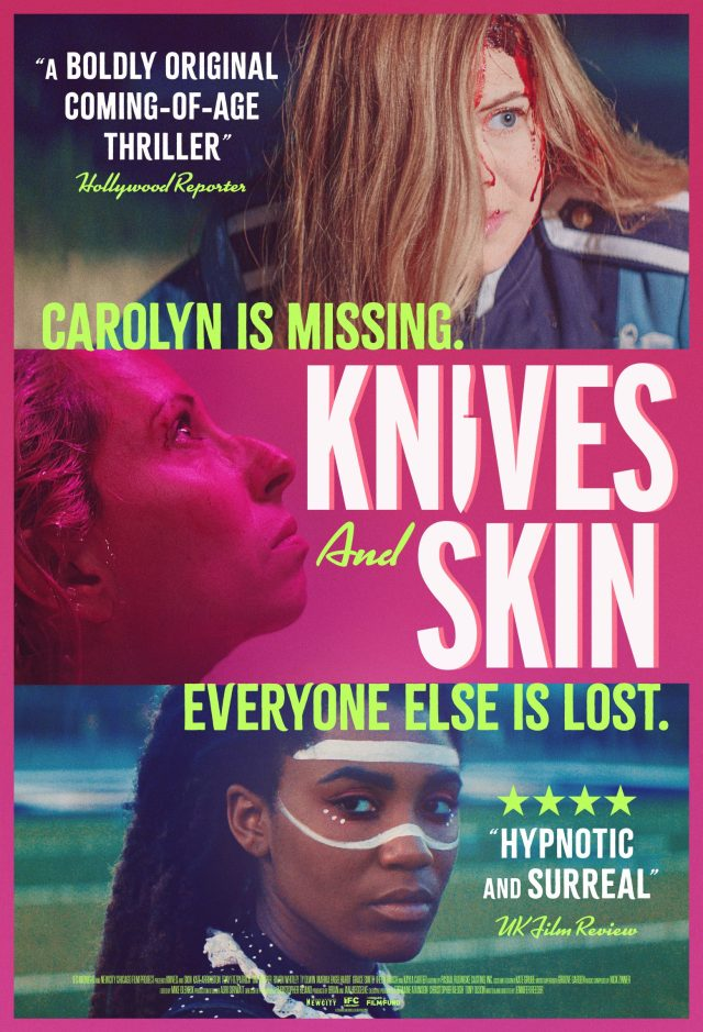 [News] Jennifer Reeder's KNIVES AND SKIN Trailer is Hauntingly Mesmerizing