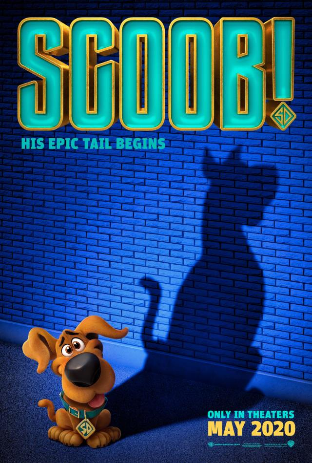 [News] SCOOB! His Epic Tail Begins in First Trailer!