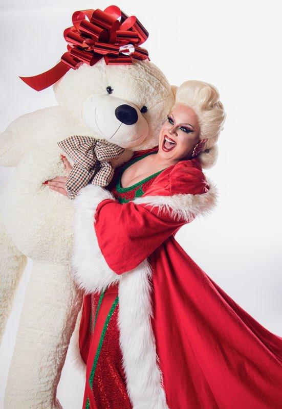 "Interview: Nina West for ""The West Christmas Ever"" Album"