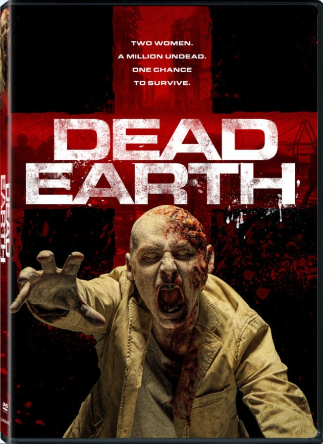 [News] DEAD EARTH Arriving on Blu-ray on January 28th!