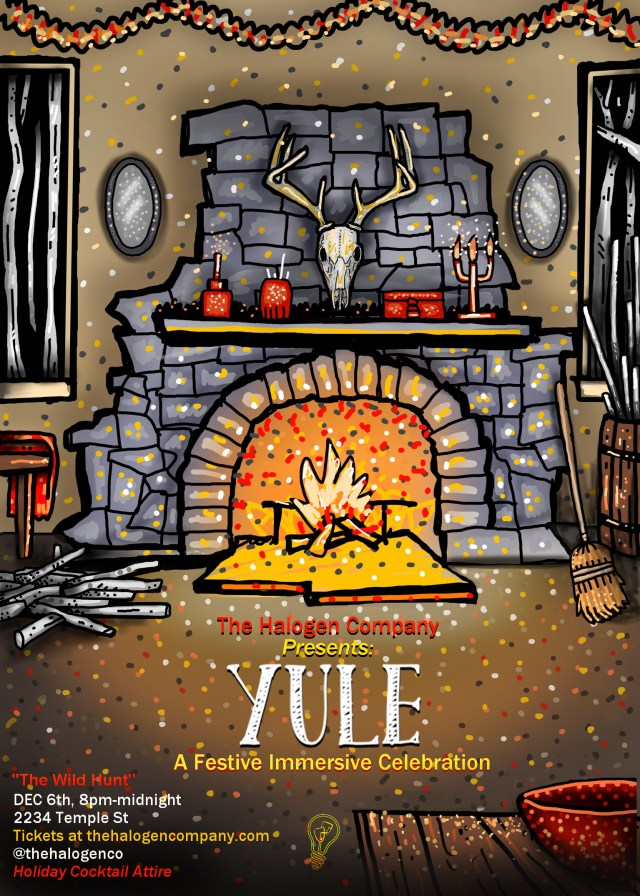 [News] The Halogen Company Announces Performers for Immersive YULE Celebration