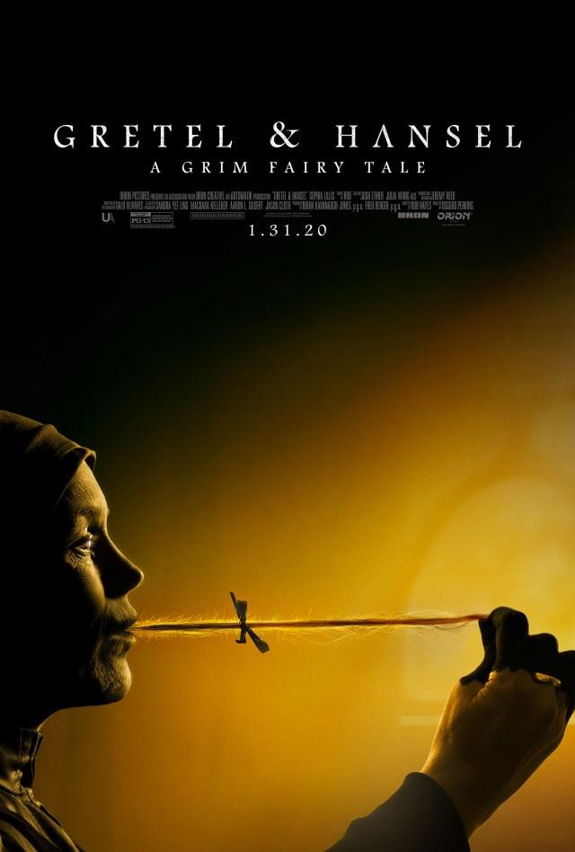 [News] Brand New Poster for GRETEL & HANSEL Starring Sophia Lillis