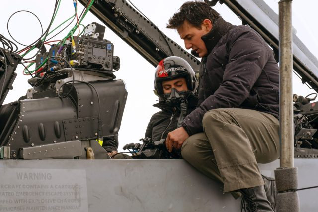 [News] Go Behind-The-Scenes of the Making of TOP GUN: MAVERICK