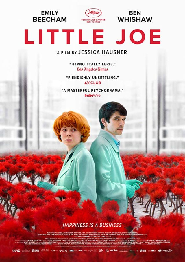[Interview] Co-Writer/Director Jessica Hausner for LITTLE JOE