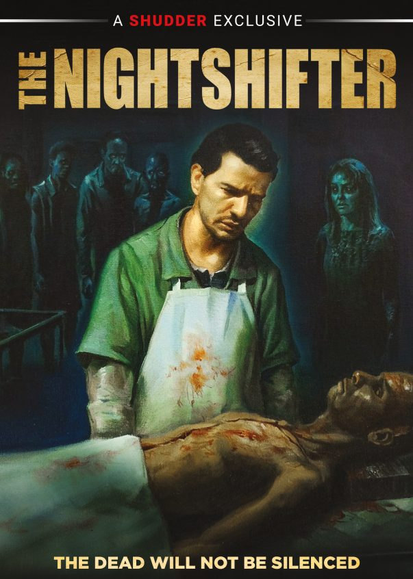 [News] THE NIGHTSHIFTER Arriving on DVD on January 7