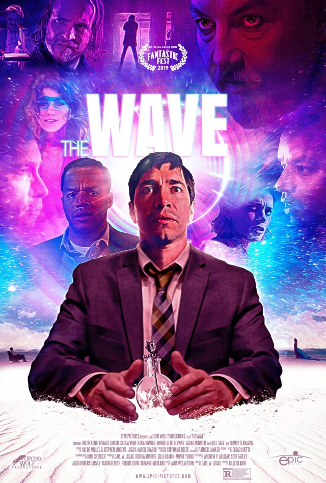 [News] Sci-fi Adventure THE WAVE Gets Psychedelic New Trailer