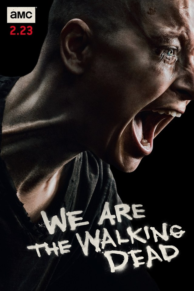 [News] AMC Releases Key Art Ahead of The Walking Dead Mid-Season Premiere
