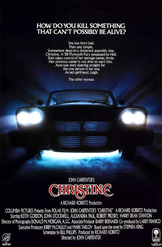 [News] Shriekfest Presents CHRISTINE at Midnight on January 24