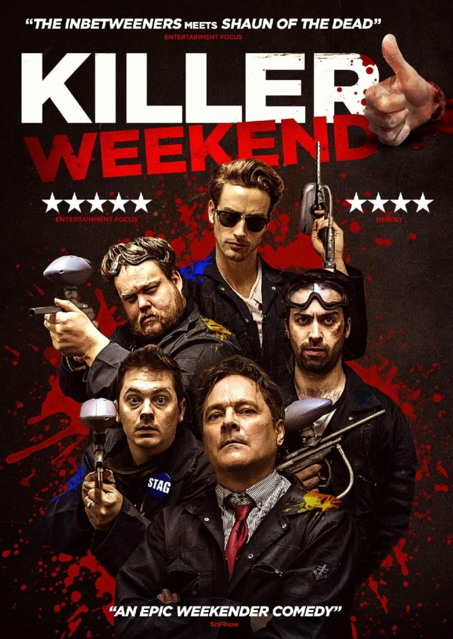 [News] KILLER WEEKEND Arriving On Digital and DVD on February 18th!