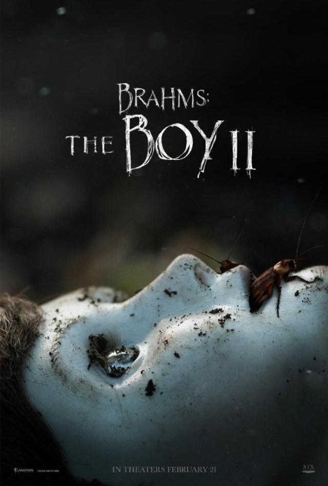 [News] Celebrate Make a Friend Day With BRAHMS: THE BOY II Trailer