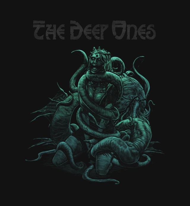 [News] First Photos from Lovecraftian THE DEEP ONES Revealed