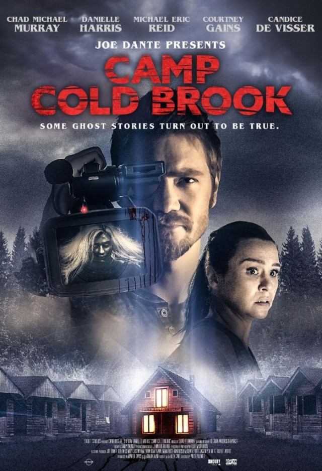 [News] New CAMP COLD BROOK Clip Questions Reality of Ghosts