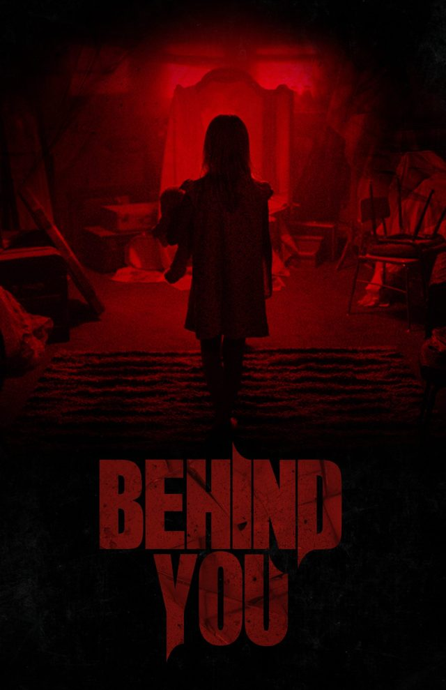 [News] Demonic Horror BEHIND YOU Available on VOD April 17