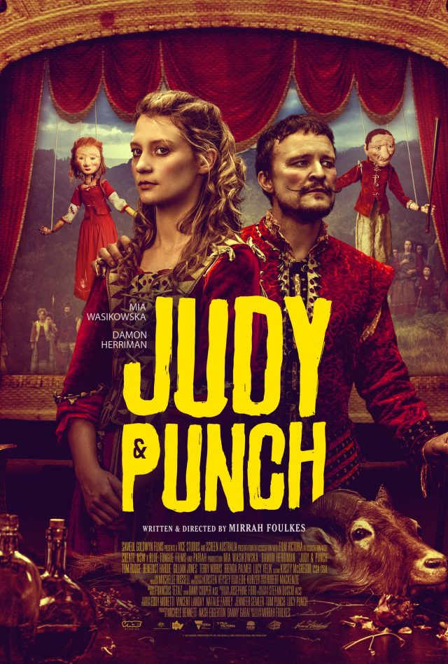 [News] JUDY & PUNCH Will Arrive in US Theaters on April 24