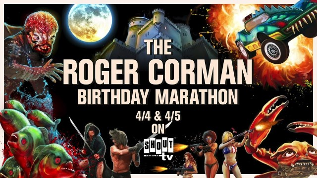 [News] Shout! Factory TV Hosting Roger Corman Birthday Marathon on April 4-5