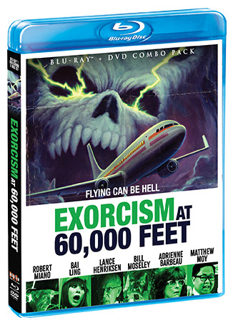 [News] EXORCISM AT 60000 FEET Lands on Blu-ray, DVD and Digital May 5