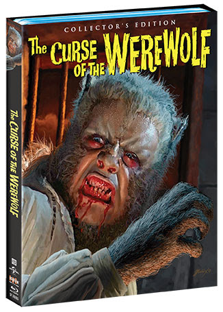 [News] THE CURSE OF THE WEREWOLF Collector's Edition Arrives This April