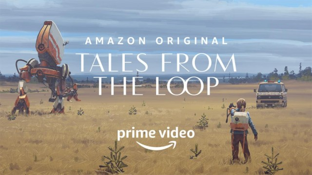 [News] Go Behind-The-Scenes of Amazon's TALES FROM THE LOOP