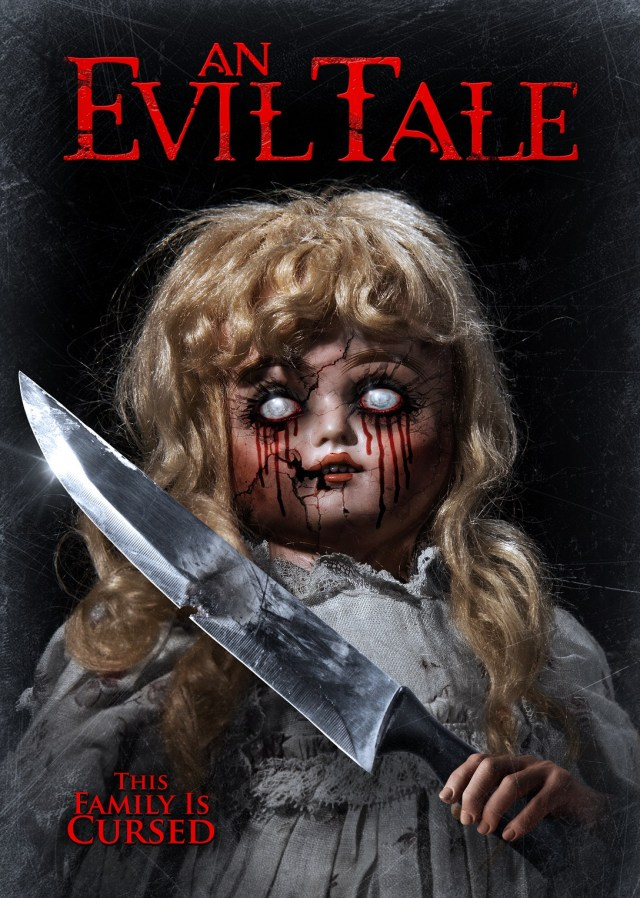 [News] AN EVIL TALE is Now Available On Demand