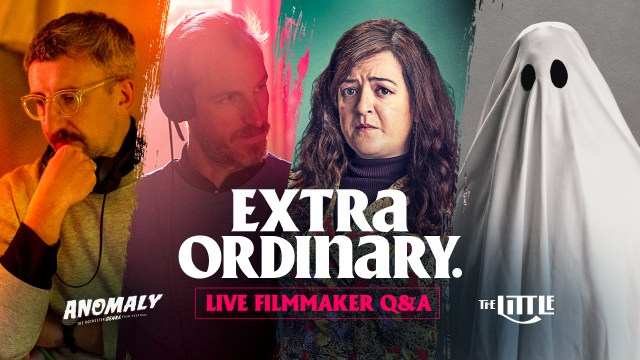 [News] Anomaly & The Little Theatre Bring EXTRA ORDINARY FB Live Q&A