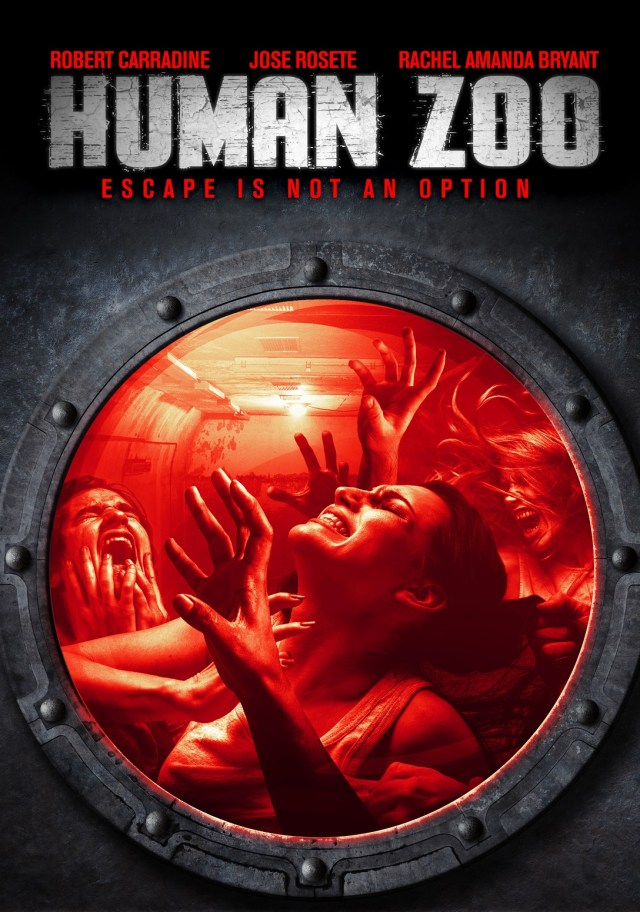 [News] Escape to HUMAN ZOO on DVD and Digital May 5