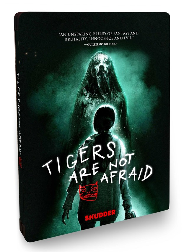 [News] TIGERS ARE NOT AFRAID Blu-ray Steelbook Arrives on May 5