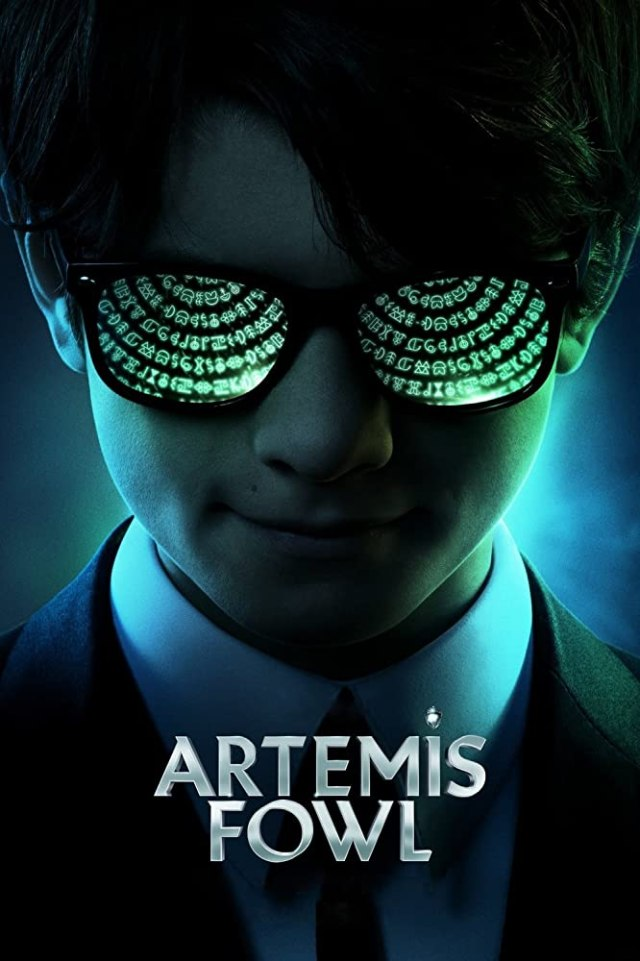 [News]  Disney's ARTEMIS FOWL To Debut Exclusively on Disney+