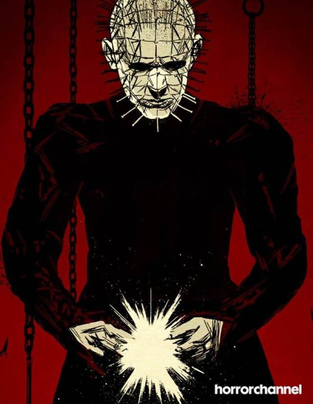 [News] HELLRAISER Trilogy Arrives on Horror Channel