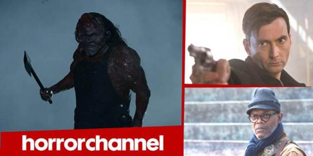[New] Horror Channel Marks May With Return of the Monstrous VICTOR CROWLEY and More!