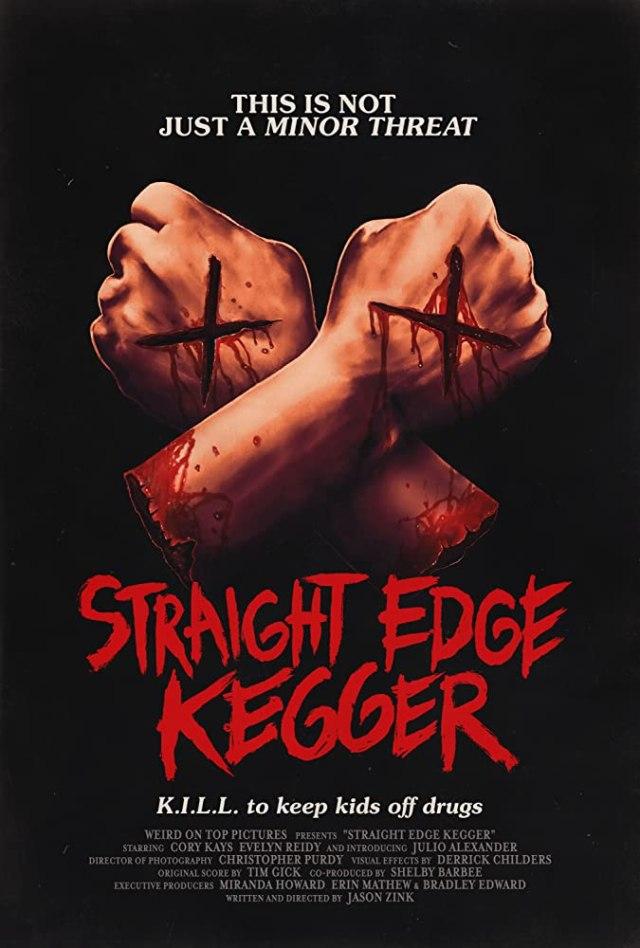 News] Jason Zink's STRAIGHT EDGE KEGGER Available on Blu-ray, DVD, & VHS